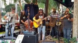 Uproot Hootenanny at  Old Key Lime House