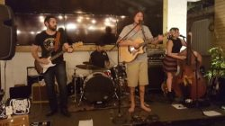 The Copper Tones at  Mathews Brewing Co.