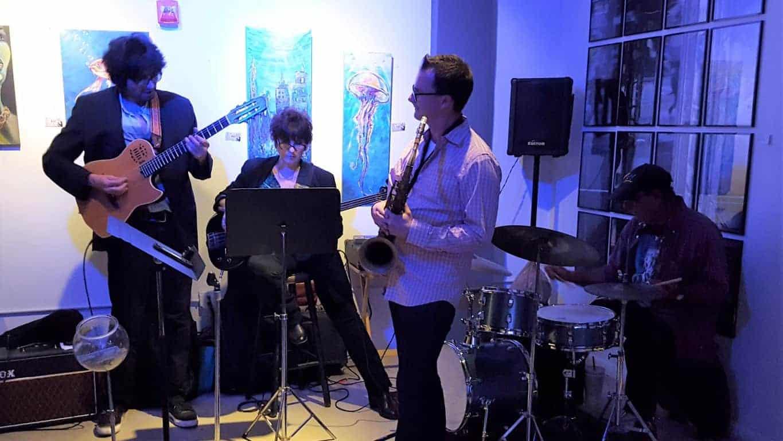 Susan Merritt Trio at Cafe Centro