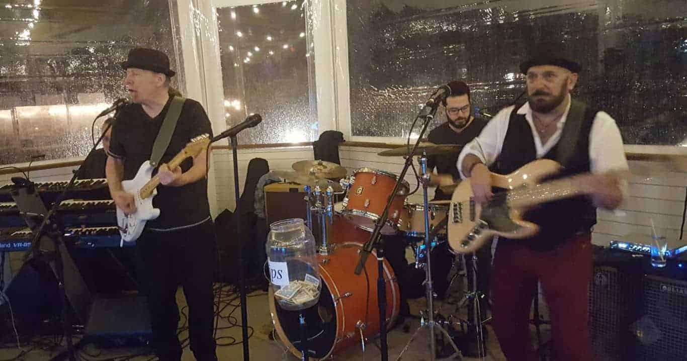 Bobby Nathan Band at Rudy's Pub