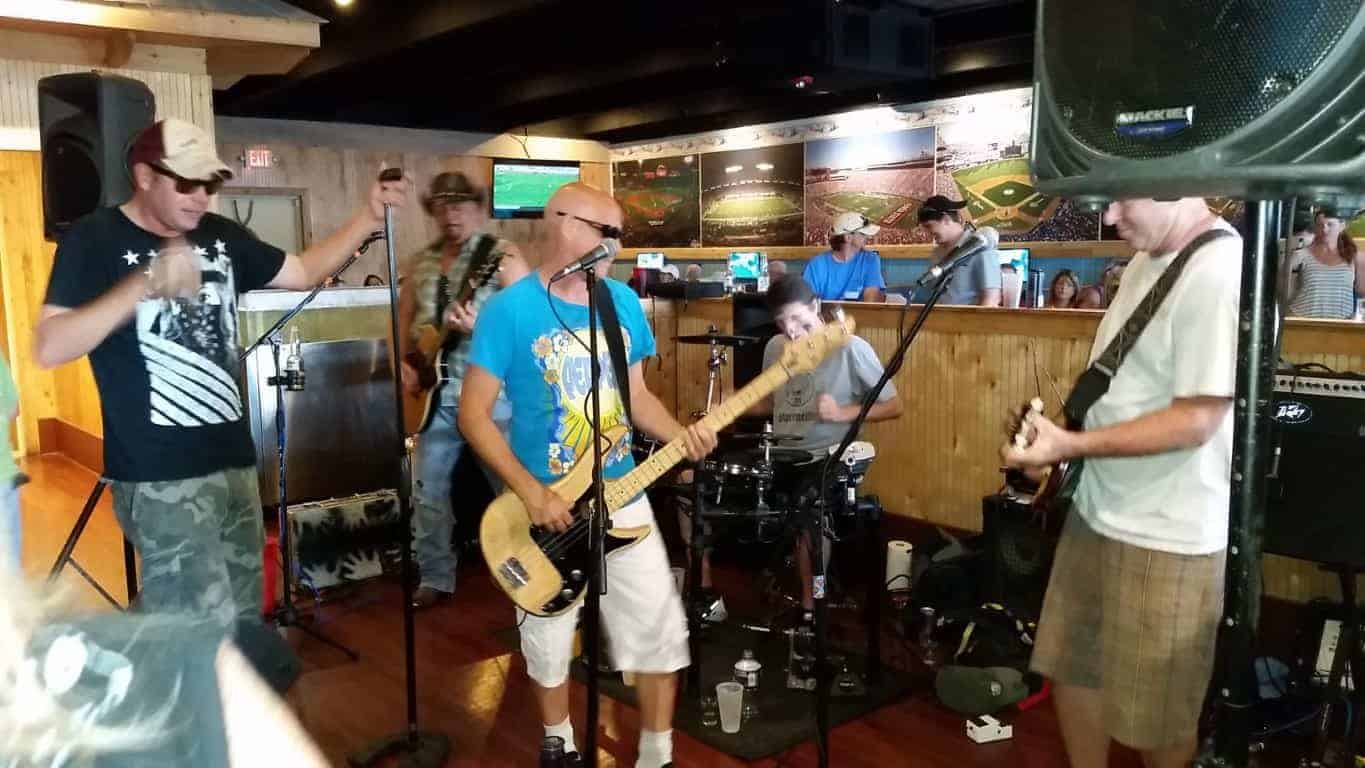 56 Ace at Kocomo's Island Grill