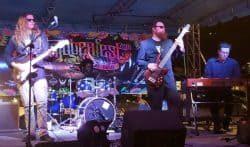 Joey Tenuto Band at  Rhum Shak
