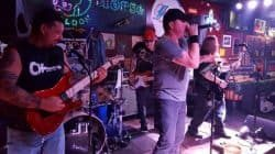 Knockdown at  Brass Monkey Tavern