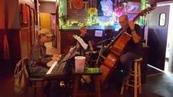 Mark Doyle Trio at  The Blind Monk