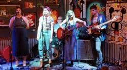 The Mona Lisa Tribe at  Steam Horse Brewing
