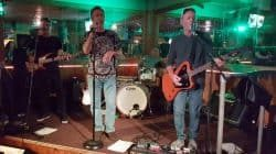 Perfect Strangers at  Johnny Q's