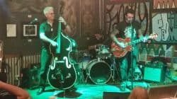 Slip and the Spinouts at  Steam Horse Brewing
