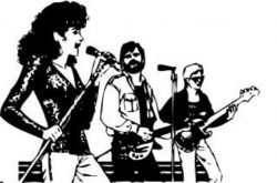 Rosario Craig Band at  Copper Blues
