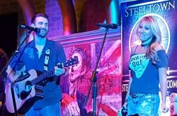 Steeltown Religion Duo at  Copper Blues