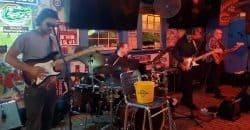 Rosario Craig Band at  Old Key Lime House