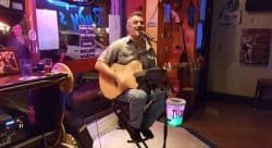 Steven Vincent at  Old Key Lime House