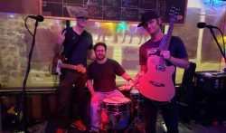 Bryce Allyn Band at  C.W.S. Bar and Kitchen