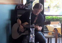 Geoff Livingston at  South Florida Fair Beer/Wine Garden
