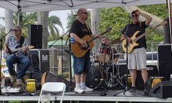 Jason Colannino & the 4 Peace Band at  Igot's Martiki Bar