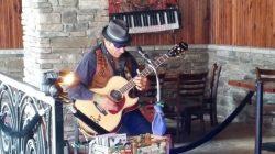 Joey George at  South Florida Fair Beer Garden