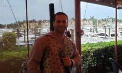 Mr. Ron at  Fiorella Italian Restaurant
