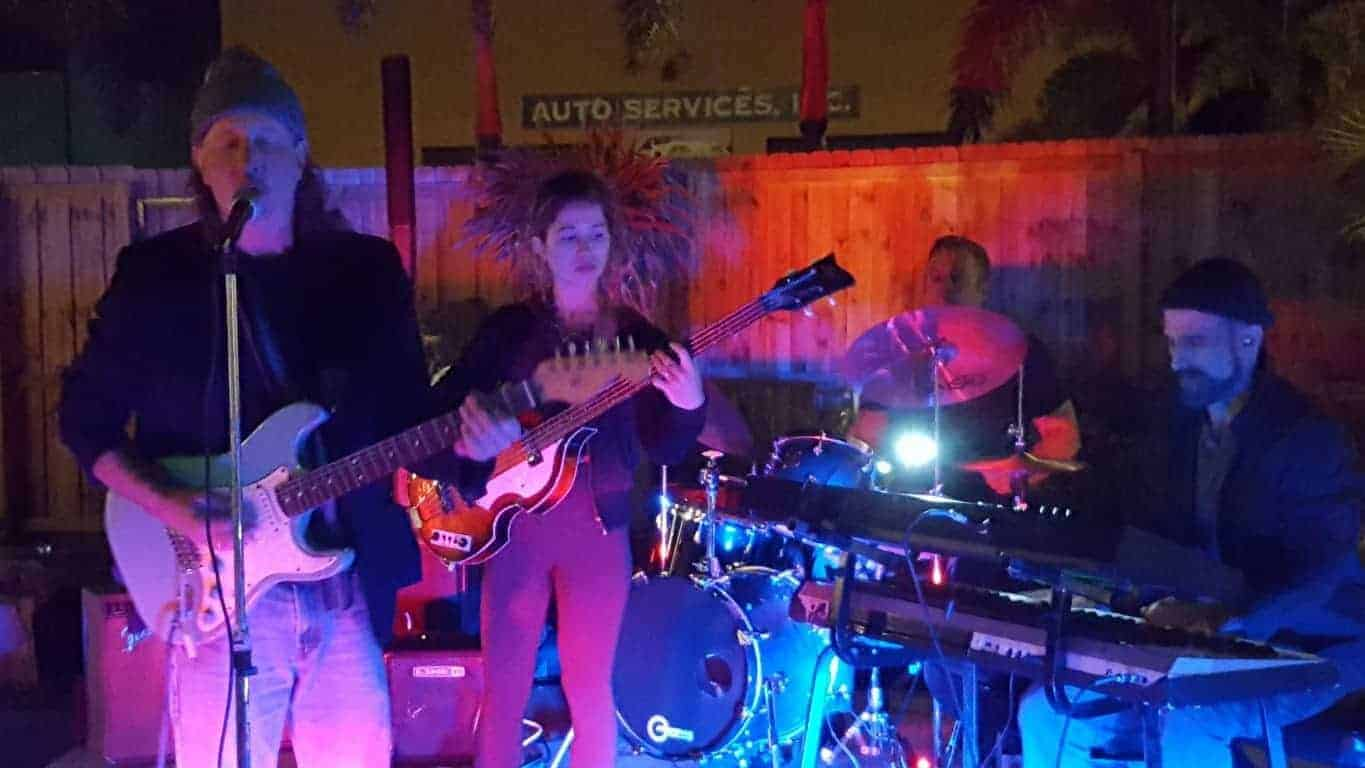 Jon Zeeman Band at E.R. Bradley's