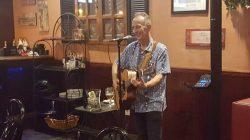 David Goodman at  Rudy's Pub