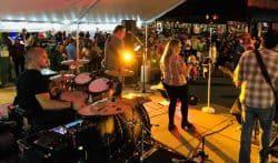 Samantha Russell Band at  Lakeside Anchor Inn