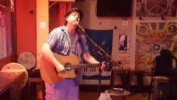 Sean Hanley at  Rudy's Pub
