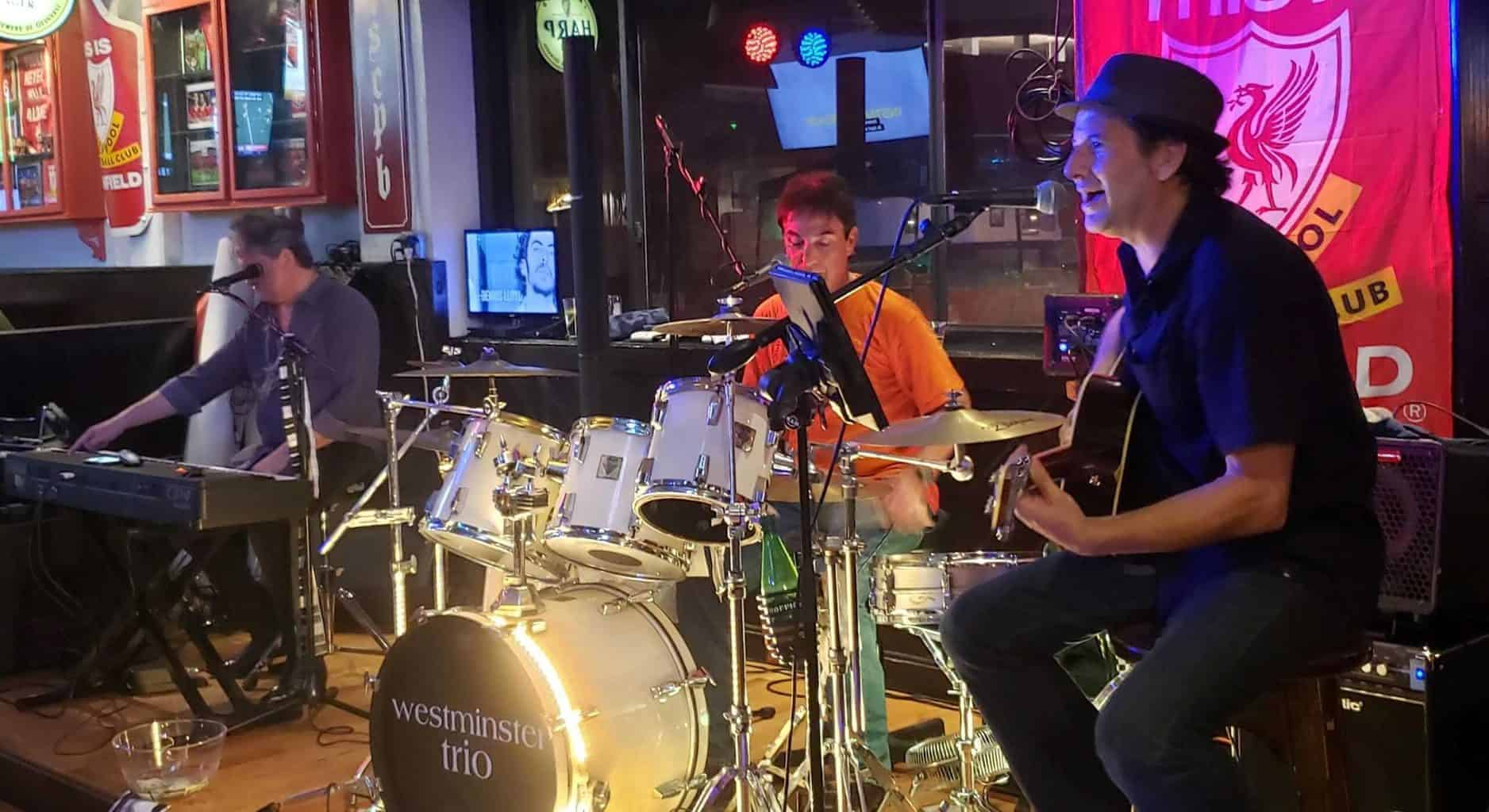 Westminster Trio at Brogues DownUnder