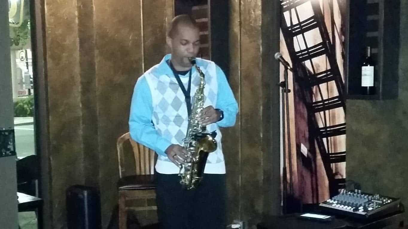 Reginald Ellison at Fern Street Wine Bar & Kitchen