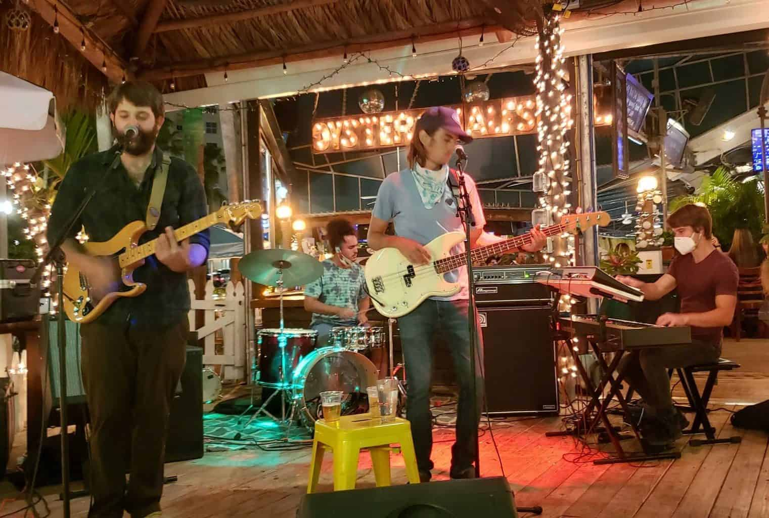 Roots Shakedown at Clematis-by-Night