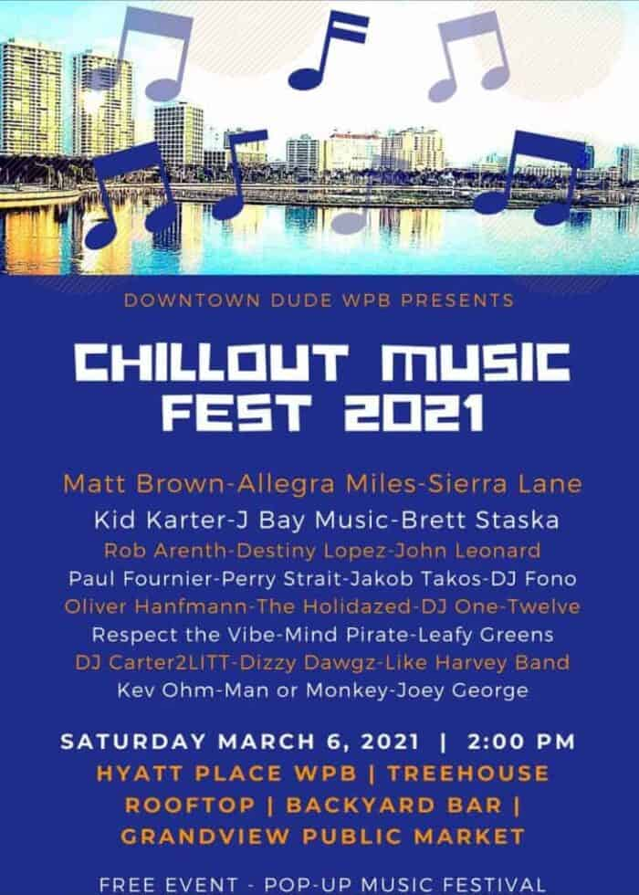 Chillout Music Fest