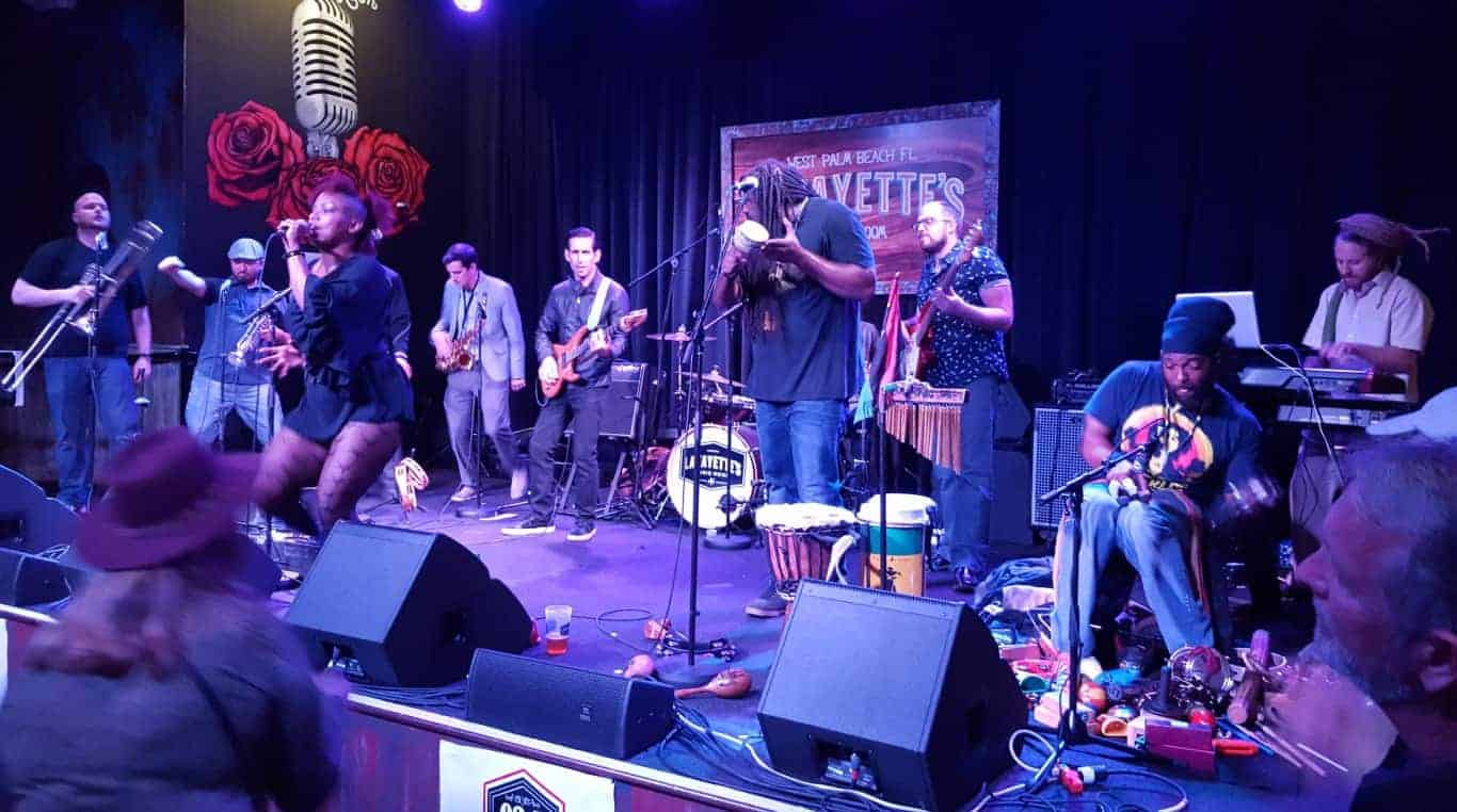 The Resolvers at Mathews Brewing Co.